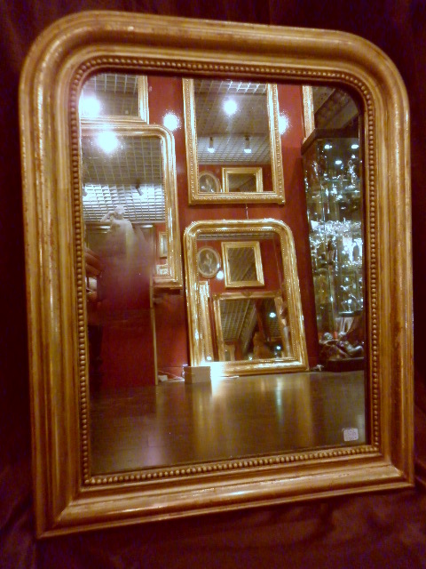 Philippe charles x tous les objets de d coration sur for Miroir louis philippe prix