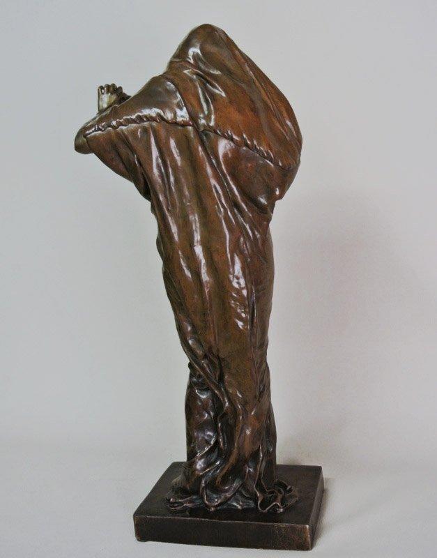 Statue signée Barrias