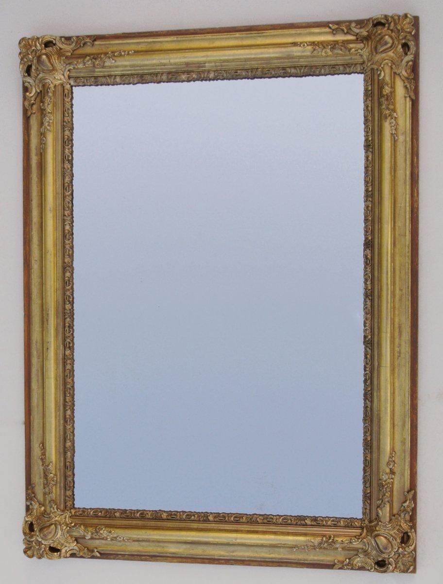 Miroir Aux Angles Vifs 137 X 102
