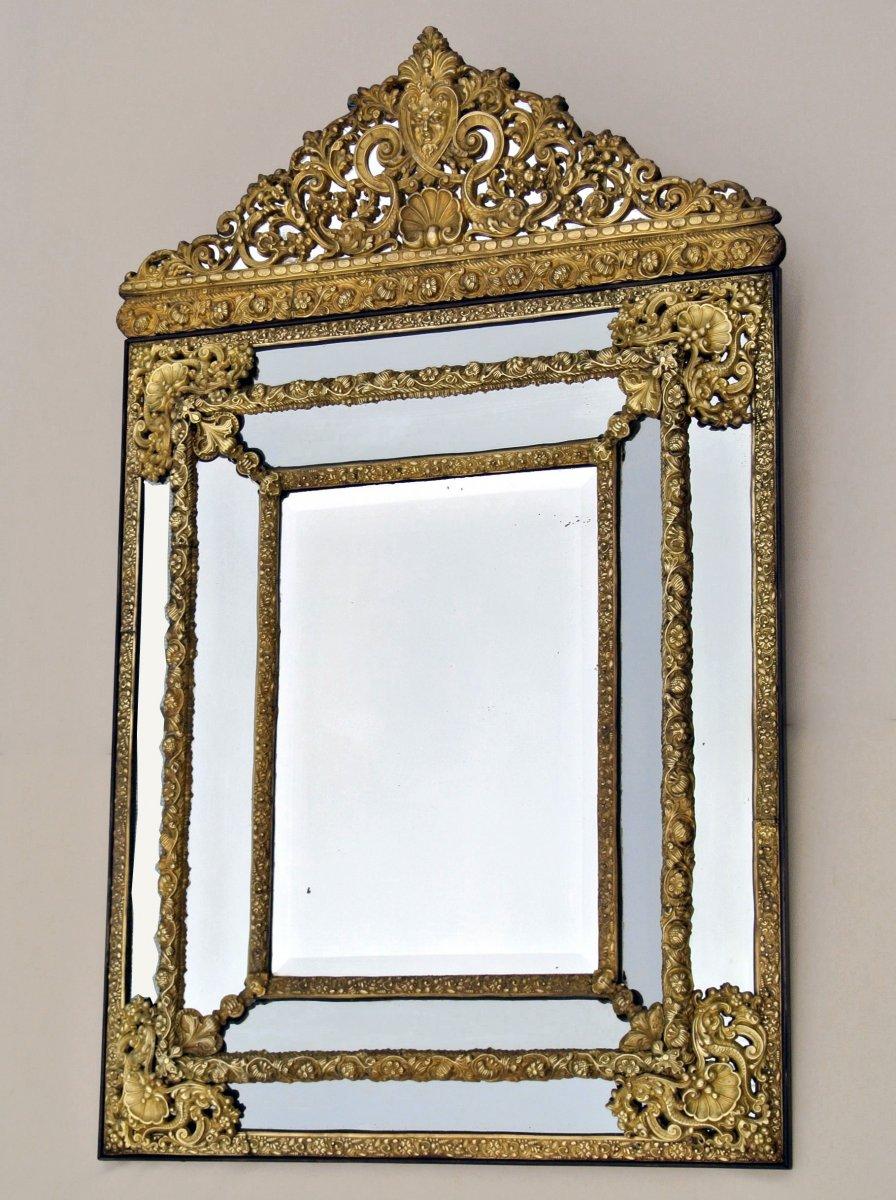 Miroir à Fronton 141 X 85