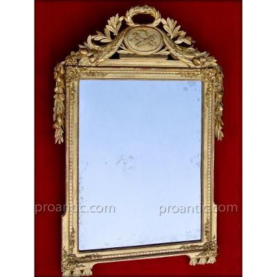 Miroir Louis XVI 137 X 90