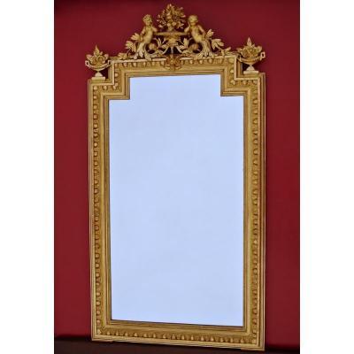 Mirror Napoleon III 159 X 84