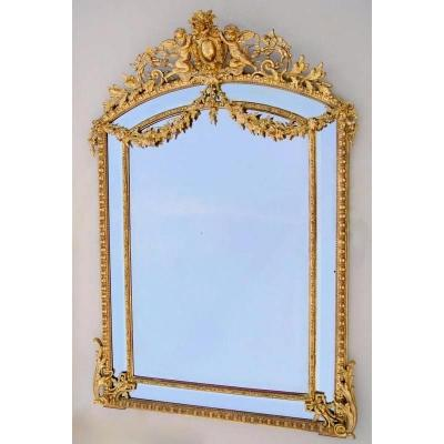 Miroir Napoléon III 172 X 120