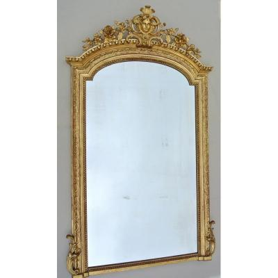 Mirror Napoleon III (large Model)