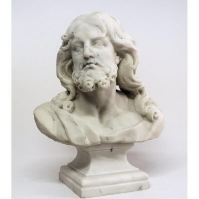 Bust Of Christ (marble)