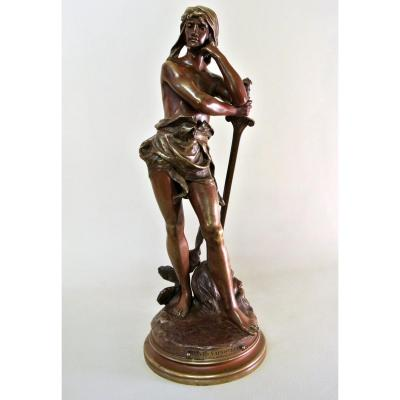 David Bronze Winner By Henri Plé