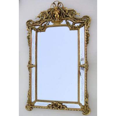 Napoleon III Mirror 178 X 108