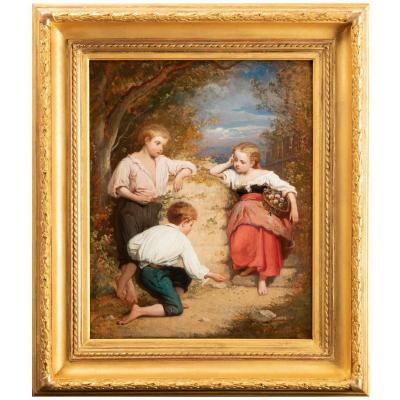 Amédée Ternante-lemaire (1821 – 1900)