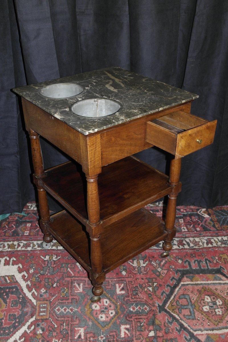Table Rafraichissoir Directoire époque 19 ème