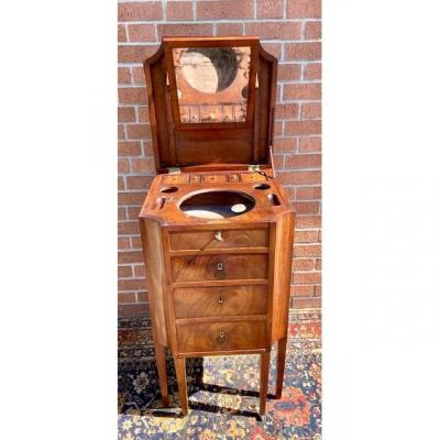 19th Century Toilet Cabinet