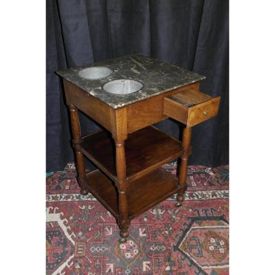 Table Rafraichissoir Directoire 19 Eme