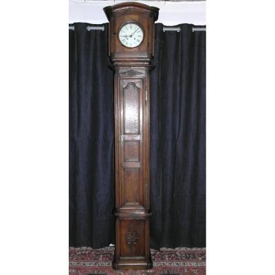 Horloge De Parquet 18 ème Siècle