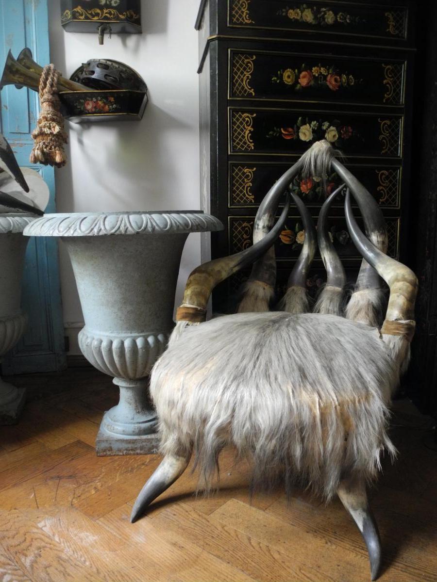 Importantes Vasques De Jardin. Vases Médicis. Napoléon III.-photo-3