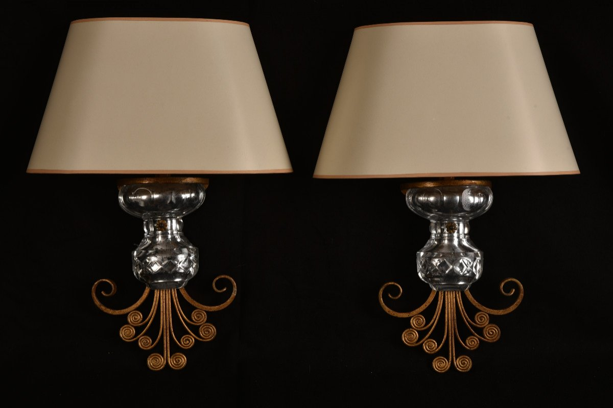 Appliques Design. Banci Firenze. Style Maison Baguès.,-photo-2