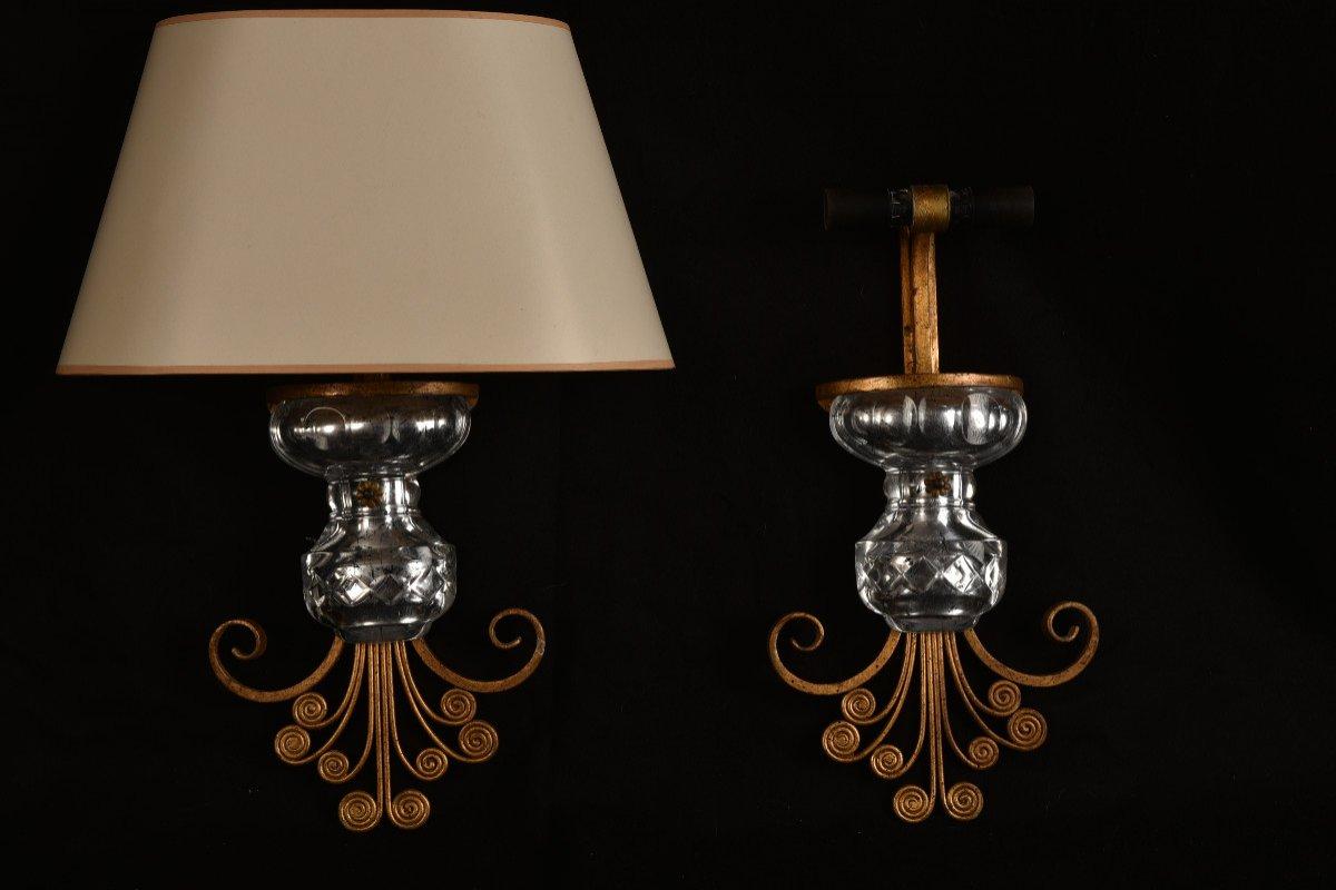 Appliques Design. Banci Firenze. Style Maison Baguès.,-photo-3