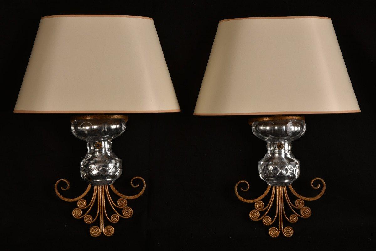 Appliques Design. Banci Firenze. Style Maison Baguès.,
