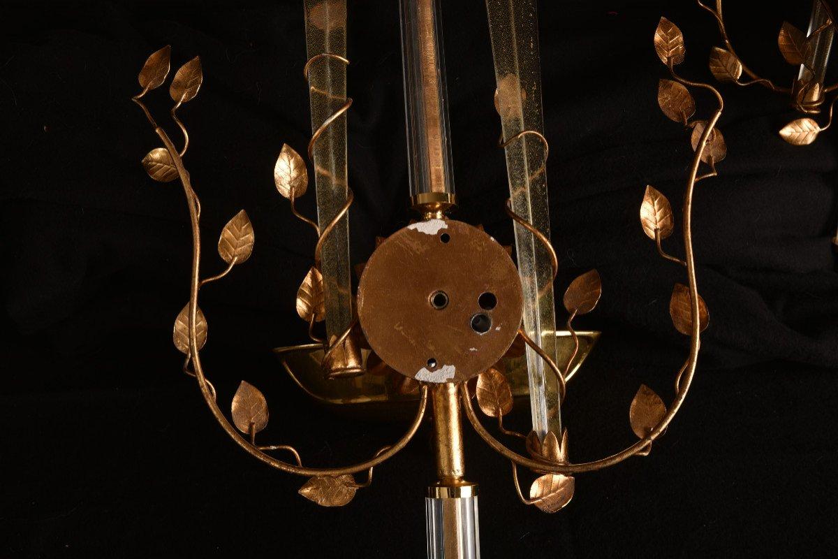 Appliques Murano.  Design 1970.-photo-5