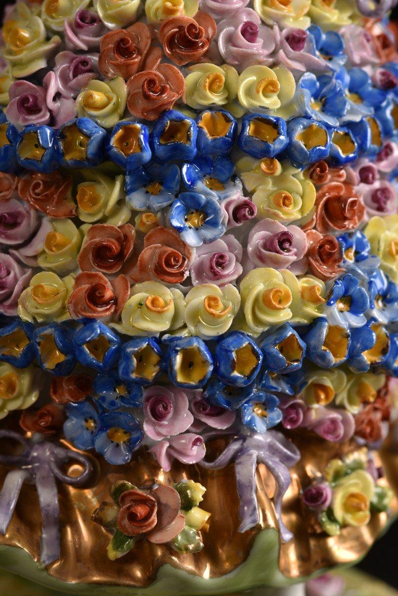 Aelteste Volkstedt. Die Rosendame. La Dame Aux Roses.-photo-6