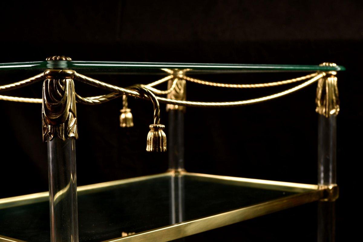 Table Roulante. Desserte. Bar Roulant XXème-photo-2