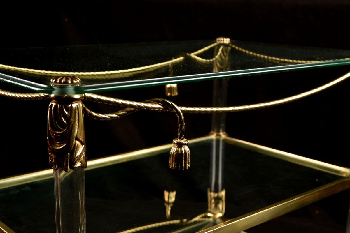 Table Roulante. Desserte. Bar Roulant XXème-photo-3