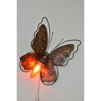 Applique En Forme De Papillon Datant Des Années 60