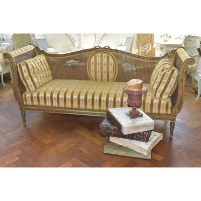 Louis XVI Style Sofa. Napoleon III Period