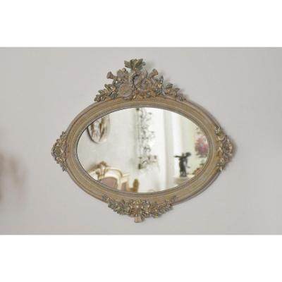 Napoleon III. Mirror. Music Room