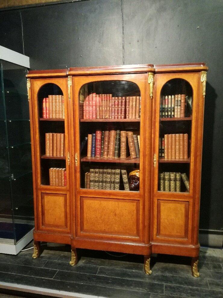 3 Doors Library Circa 1880