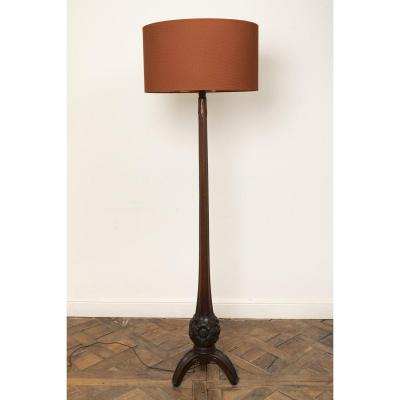 Floor Lamp, Paul Follot