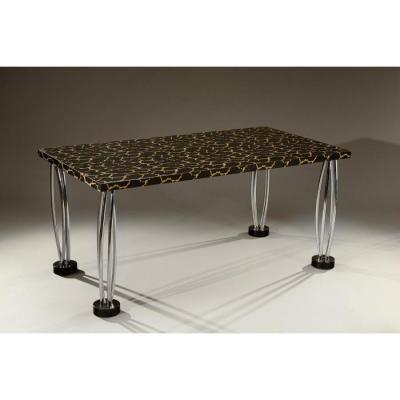 "Table ""city"" Ettore Sottsass"
