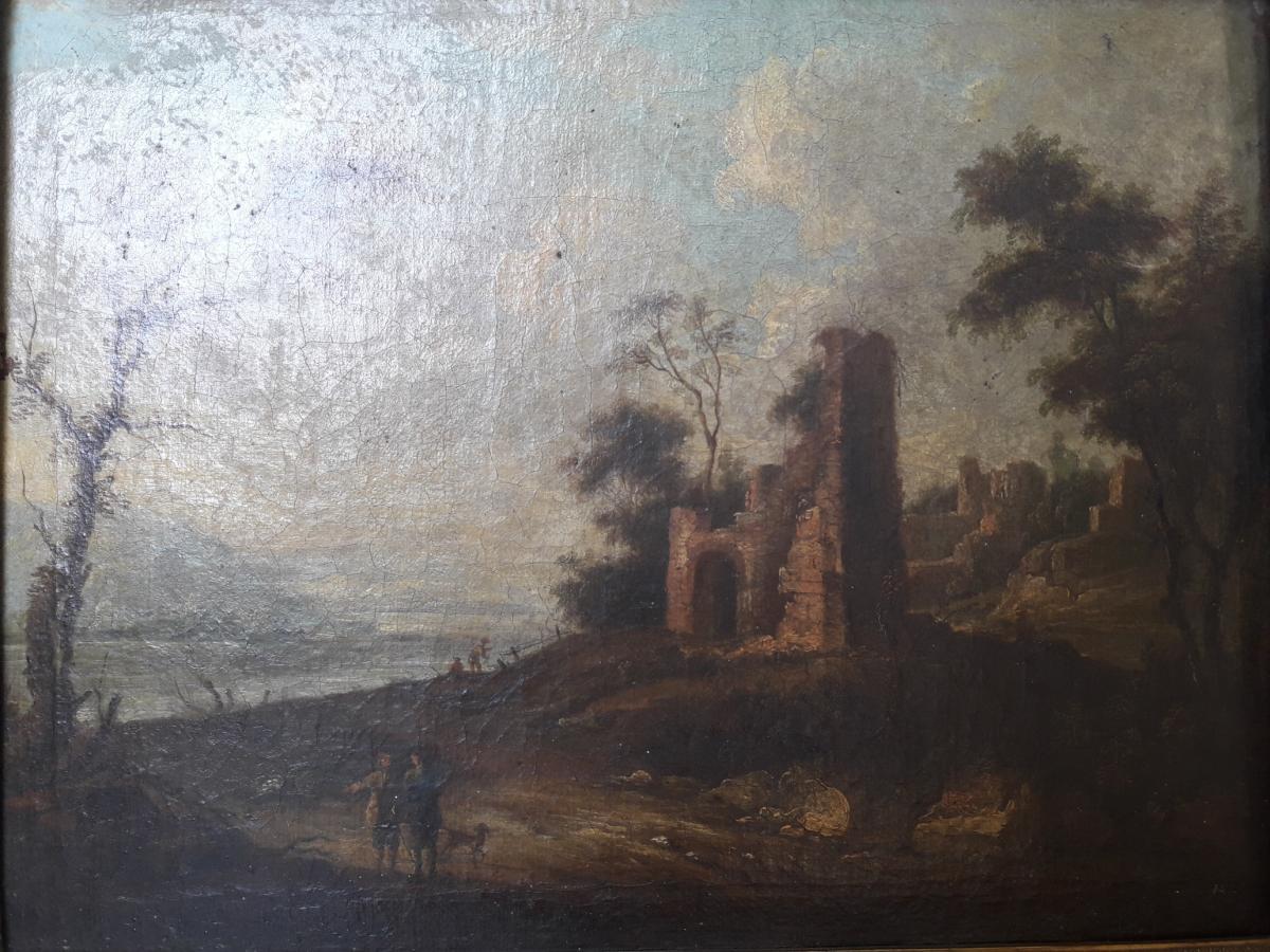 Oil On Canvas - XVIII