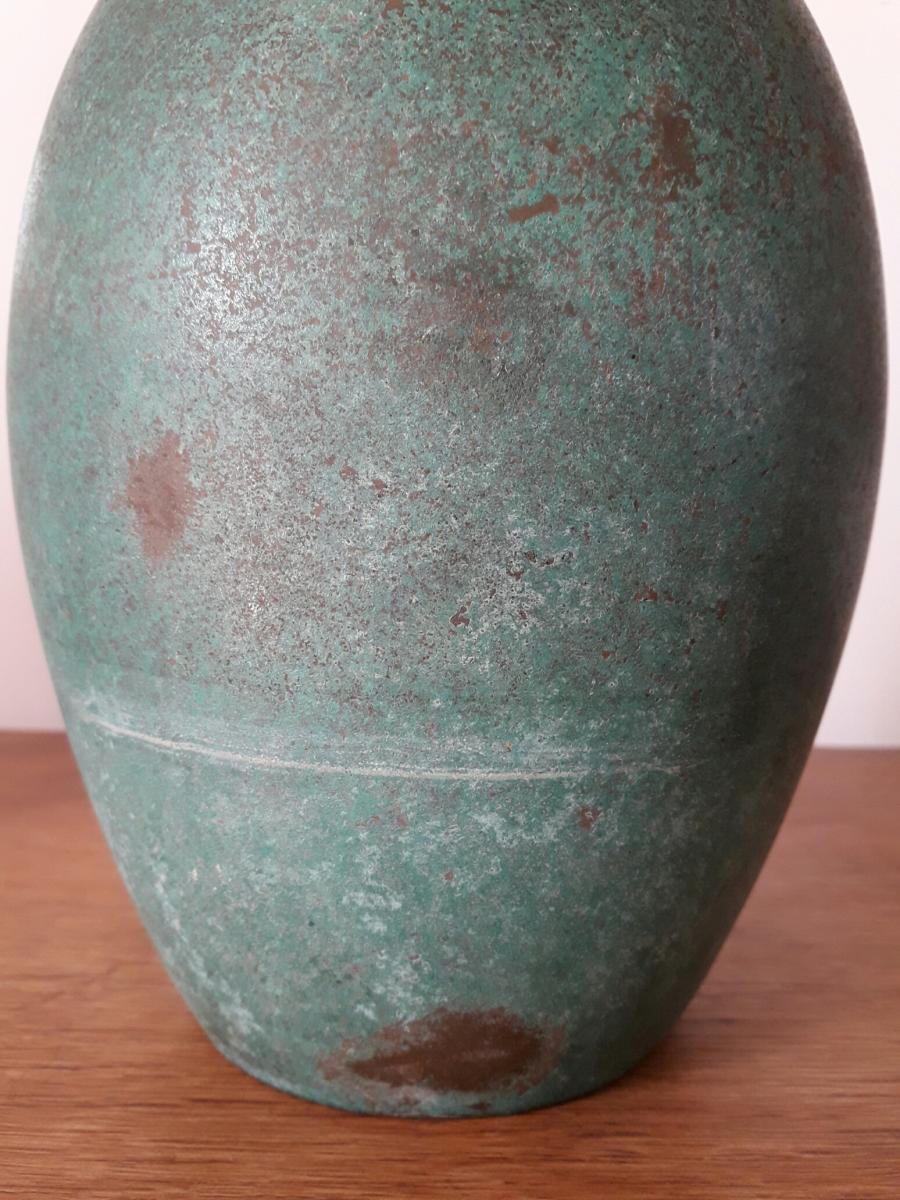 Vase Luc Lanel Pour Christofle-photo-3