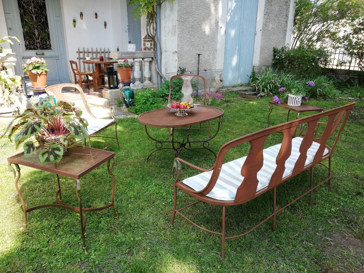 Salon De Jardin - Néo-Classique XXème
