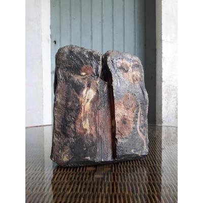 Eric Astoul - Vase Géologique