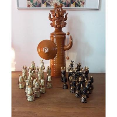 Accolay Chess Set - 1960