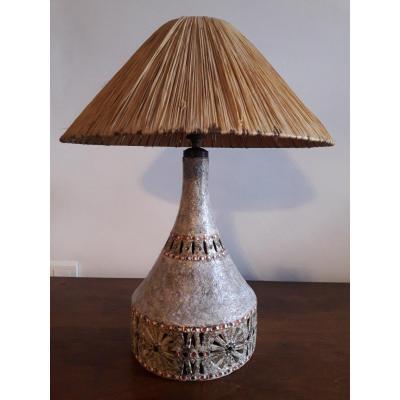 Lampe En Céramique - Raphaël Giarusso