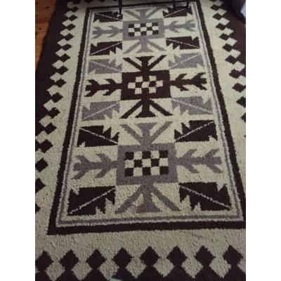 Wool Carpet Decor Africanism
