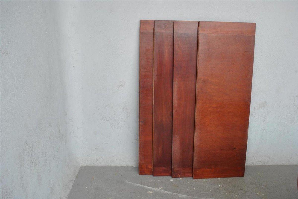 Table à 10 Pieds En Acajou d'époque XIXème-photo-5