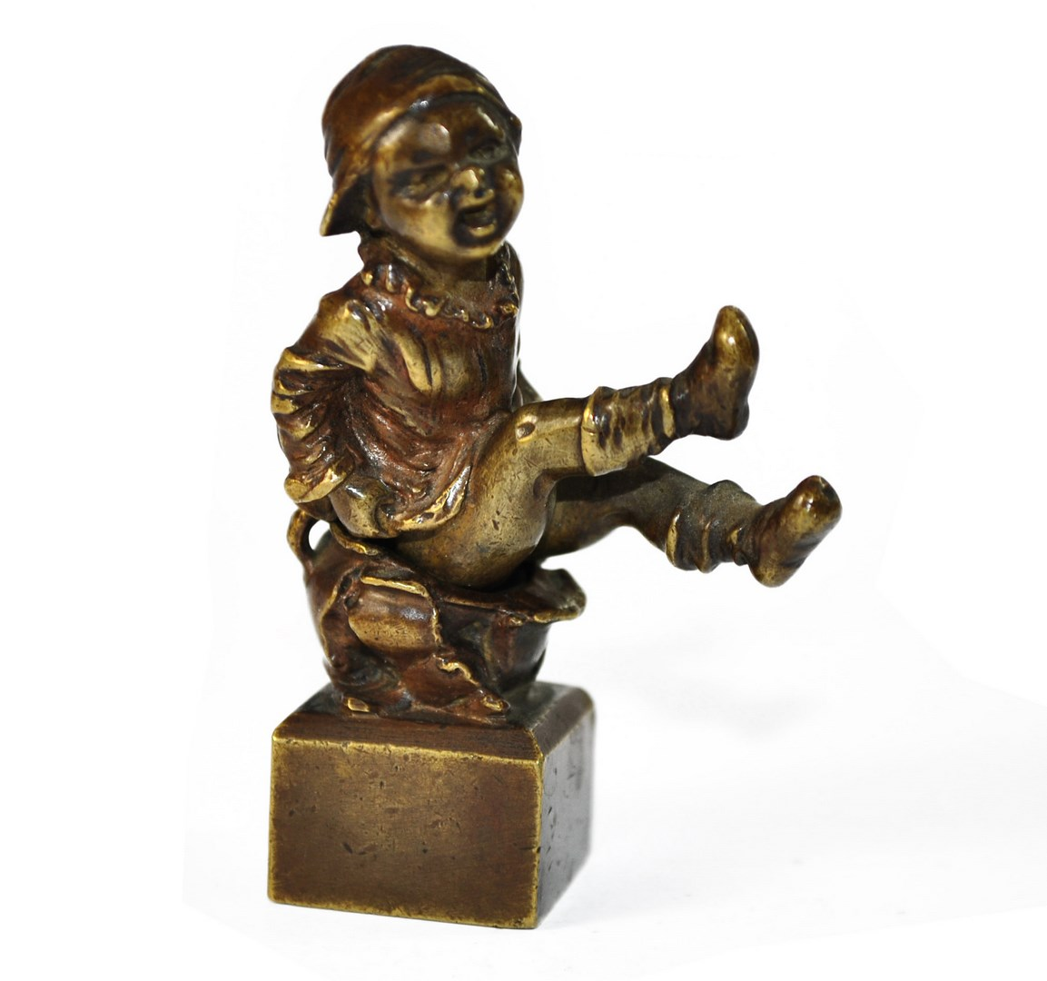 Sceau à Cacheter En Bronze De Vienne Karl Cauba