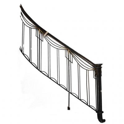 escalier rampe balustre sur proantic. Black Bedroom Furniture Sets. Home Design Ideas