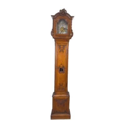 Horloge De Parquet Liégeoise XVIIIème