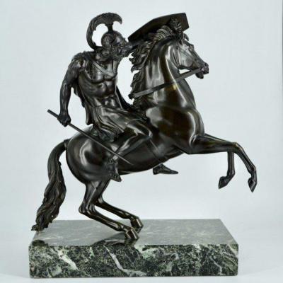 Bronze équestre Début Du XIXe Siècle