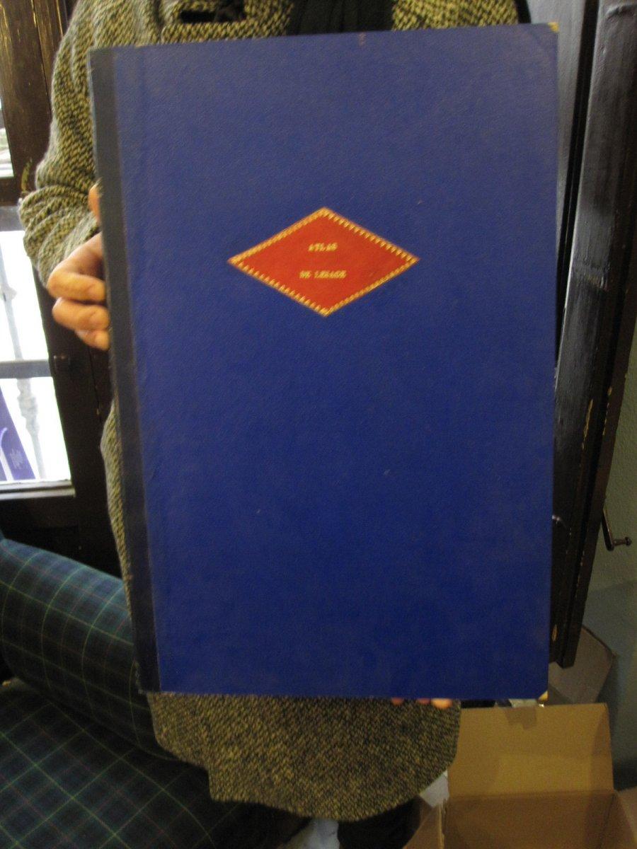 Count De Las Casas. Historical, Genealogical, Chronological, Geographic And Statistical Atlas-photo-7