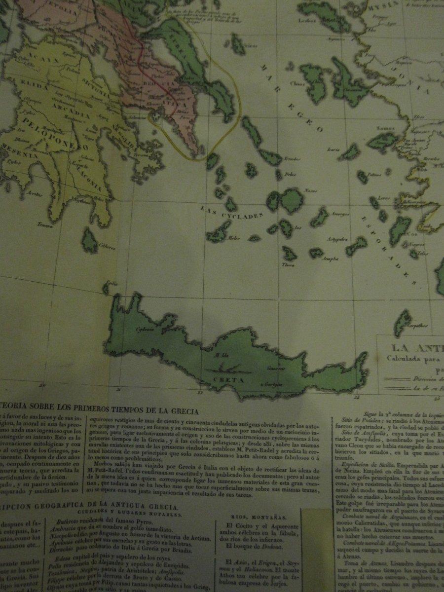 Count De Las Casas. Historical, Genealogical, Chronological, Geographic And Statistical Atlas-photo-8