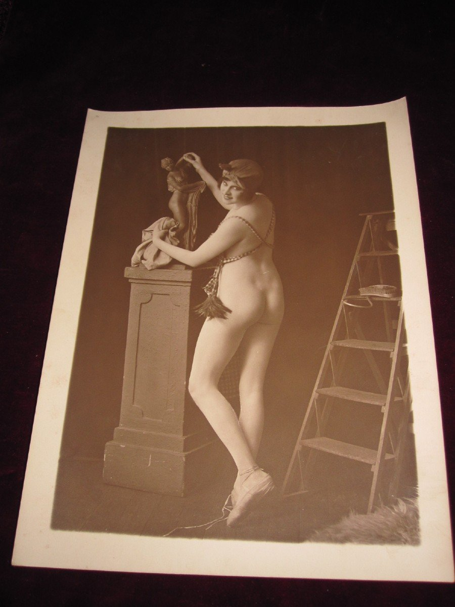 10 Original Artistic And Erotic Photographs From The 1920s-photo-1