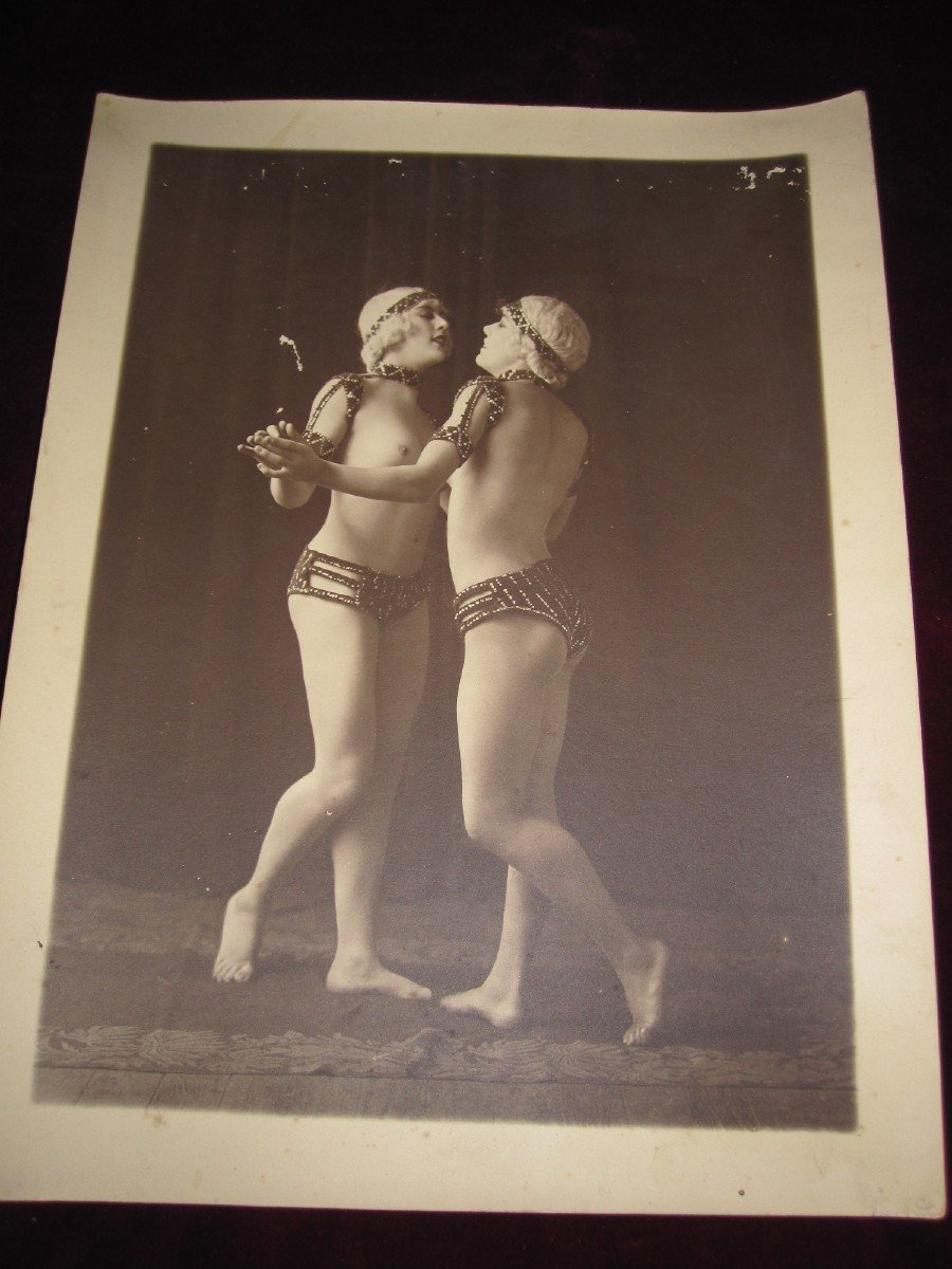 10 Original Artistic And Erotic Photographs From The 1920s-photo-3