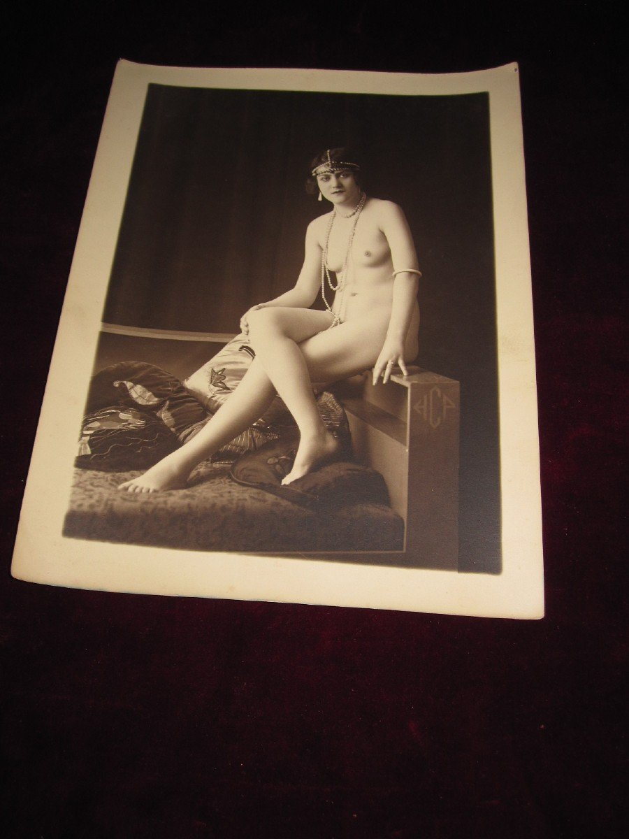 10 Original Artistic And Erotic Photographs From The 1920s-photo-6