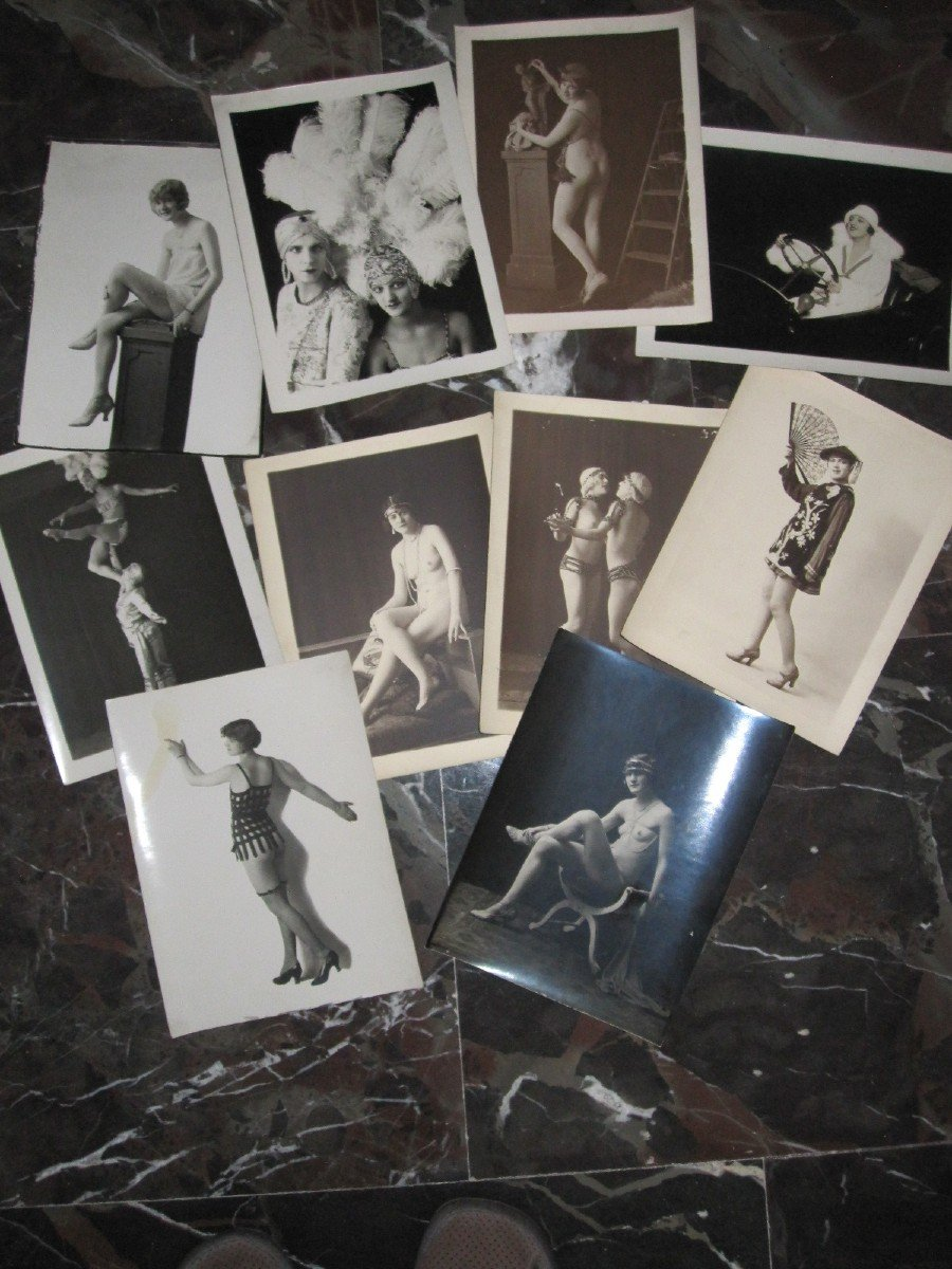 10 Original Artistic And Erotic Photographs From The 1920s-photo-7