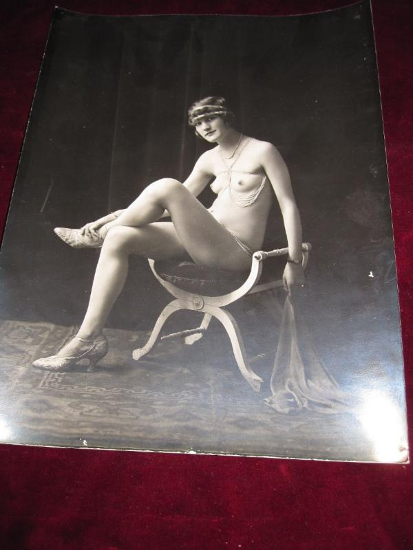 10 Original Artistic And Erotic Photographs From The 1920s-photo-2