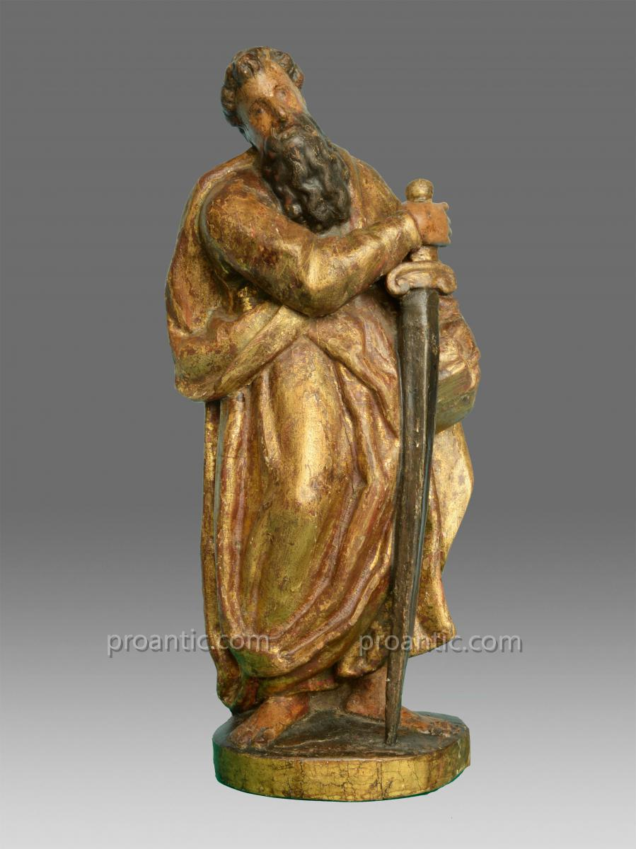 Saint Paul End 17 Th Century